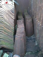 Peg Angle Corner Roofing Fitting (made to look reclaimed / second-hand)