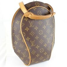 Auth LOUIS VUITTON Ellipse Sac A Dos Hand Bag Purse Monogram M51125 Brown