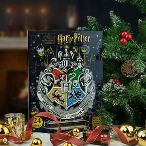 Harry Potter Christmas Advent Calendar from Cinereplicas with 24 gifts