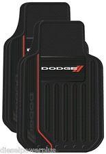 dodge elite logo mopar suv protect floor mats rubber car truck auto floormats