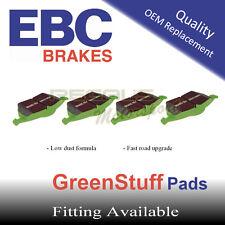 EBC GreenStuff Front Brake Pads for HONDA Civic 1.5 (EK3), 96-99
