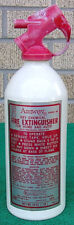 Amway Model 565 Rare Vintage Retro Dry Chemical Home & Auto Fire Extinguisher