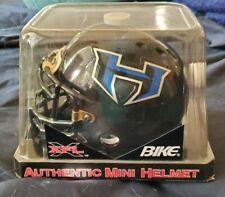NY/NJ HITMAN XFL BIKE AUTHENTIC Mini Helmet New in package **NIP**OBO