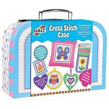 GALT Toys Childrens / Kids Creative Cases Cross Stitch - 7+ Years