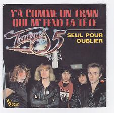 45 TOURS SP TAURUS 5 Y'A COMME UN TRAIN QUI M'FEND LA TETE en 1980 VOGUE 101399