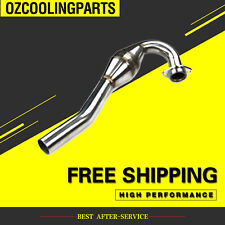 Stainless Bomb Exhaust Head Pipe Header FOR Kawasaki KLX250S KLX250SF 2006-2012