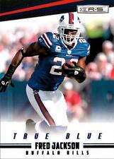 2012 Rookies and Stars True Blue #17 Fred Jackson Bills
