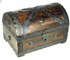 Metal Rustic Trunks and Chests