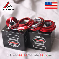 """JESSICA MTB/Road Bicycle 1-1/8"""" Double Bearing Headsets For Threadless Fork Tube"""