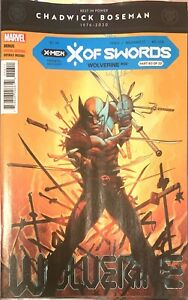 Wolverine 6 Adam Kubert Cover 1st Appearance Of Solem (2020)
