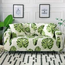 Geometric Stretch Sofa Cover Living Room Cotton Furniture Protector Chair Cover