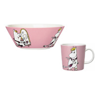 Moomin Snorkmaiden Porcelain Mug & Bowl Set Brand New