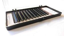Mink Lashes mixed 8-14 mm KIASHA C-curl 0,2  TOP Qualität - 12 Reihen
