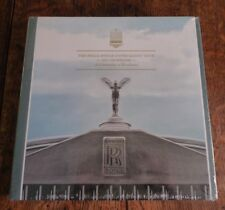 NEW SEALED ROLLS ROYCE ENTHUSIASTS CLUB YEARBOOK 2012 (BENTLEY)