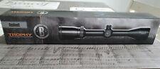 Bushnell Trophy 6- 18x 50 mm Matte Black Multi-X 756185 Rifle Scope New in Box