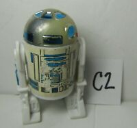 Vintage Loose 1977 Star Wars: A New Hope R2-D2 Droid Figure