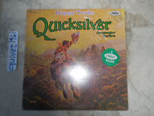 QUICKSILVER MESSENGER SERVICE Happy Trails Capitol lp STILL SEALED! PROMO STAMP!