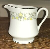 "FLORENTINE STERLING FINE CHINA OF JAPAN Vintage CREAMER 3.5"" & 8 OUNCES EUC"