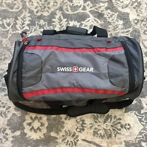 Mens and Womens SWISSGEAR 20 Duffel Bag Gym Bag Travel Duffle Bags Black