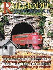 Railmodel Journal Feb.2006 Zephyr Passenger Operations EMD GP40-2 Wapash Alco RS