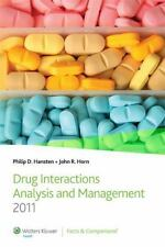 Drug Interactions Analysis and Management 2011-ExLibrary