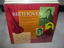 KOVACS / BACHER / BEETHOVEN sonata for violin & piano 9 ( classical ) - SEALED -