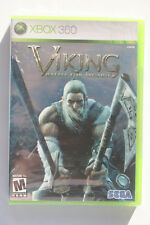 Viking Battle for Asgard Xbox 360 US NTSC in Mint and Complete Condition