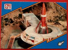 Thunderbirds PRO SET - Card #003, The Round House - Pro Set Inc 1992