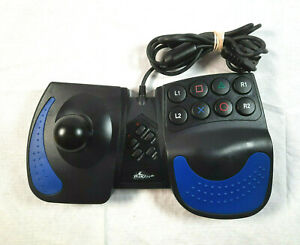 Pelican Gamepad PL-631 PS2 Wired Controller Arcade Joystick Sony PlayStation 2