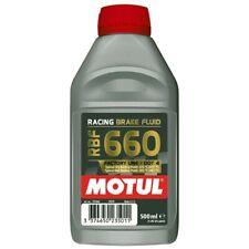 MOTUL RBF 660 OLIO FRENI DOT 4 AUTO MOTO RACING LIQUIDO 100% SINTETICO 500ml