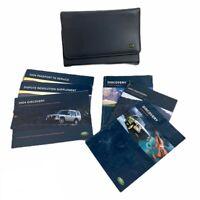 Toyota Wish 2003-2009 English Language Owners Manual Handbook