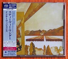 STEVIE WONDER - INNERVISIONS Single-Layer Stereo Japanese SHM-SACD SEALED
