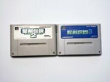 Super Famicom Seiken Densetsu 2 3 Secret Trials of Mana Japan SFC game US Seller