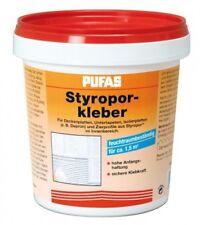 Pufas Renoviervlies & Styropor Kleber Stryroporkleber 1 kg – NEU