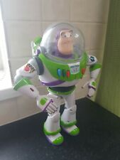 Thinkway Toys Toy Story Talking Buzz Lightyear,Sounds And Lights,Pop Out Wings