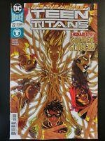 TEEN TITANS #22a (2018 DC Universe Comics) ~ VF/NM Book