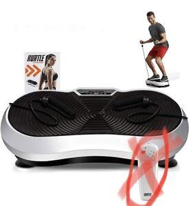Hurtle Exercise Vibration Fitness Machine Platform Trainer HURVBTR30 - No Remote