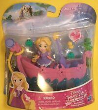Rapunzel Floating Dream Boat & mix n match figure set Hasbro Disney Tangled NEW