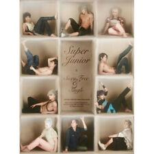 SUPER JUNIOR [SEXY, FREE & SINGLE] 6th Album B Ver CD+Broschüre K-POP SEALED