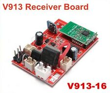 Circuit Receiver Board Repair Spare Parts for Wltoys V913 RC Helicopter