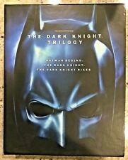 The Dark Knight Trilogy (Blu-ray, Boxset)