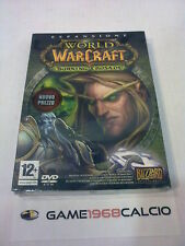 World Of Warcraft Burning Crusade (PC) Nuovo Sigillato