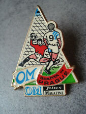 PINS RARE FOOTBALL OM MARSEILLE SPARTA DE PRAGUE FOOT wxc 3