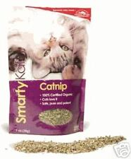 SmartyKat Catnip - 100% Pure Organic - Resealable Package