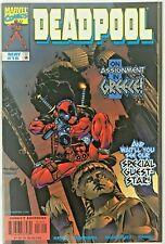 DEADPOOL#16 VF/NM 1998 MARVEL COMICS