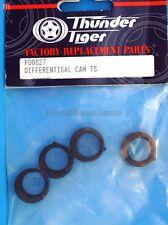 Thunder Tiger PD0827 Cam Tensione Cinghia TS4 (4) Differential Cam modellismo