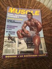 Magazine Le Monde Du Muscle N 120 1993 Body Building