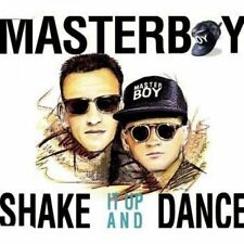 Masterboy Shake it up and dance (1991) [Maxi-CD]
