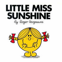 Little Miss Sunshine by Roger Hargreaves Paperback