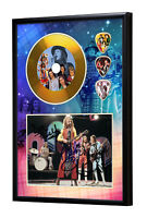 Slade Gold CD, Autograph & Plectrum Display Glam/70s/Bolan/Sweet